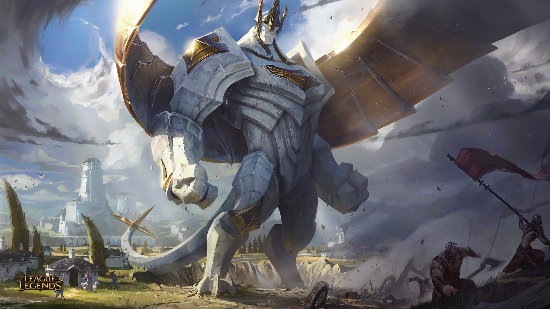 HD Wallpaper | Background ID:808986. Video Game League Of Legends
