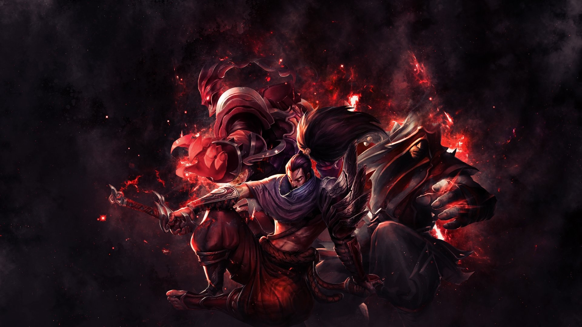 HD Wallpaper | Background ID:502776. Video Game League Of Legends