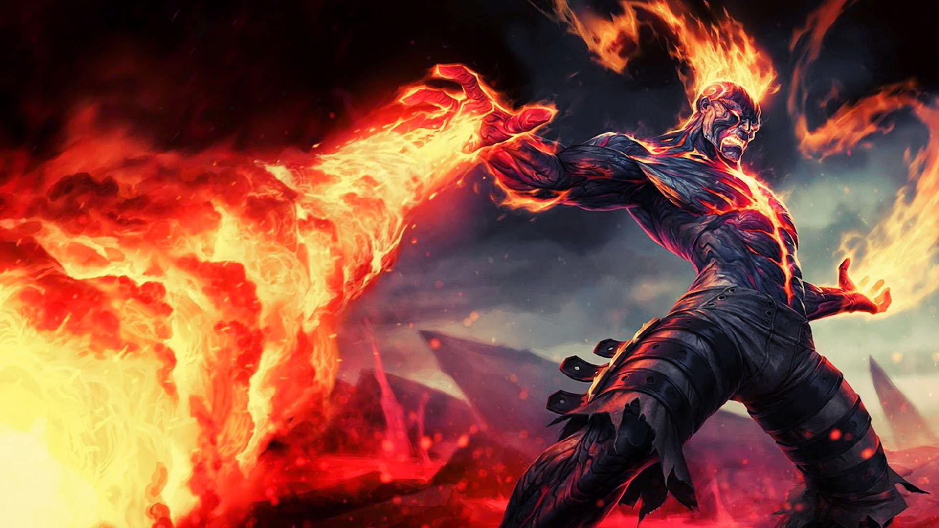 HD Wallpaper | Background ID:360112. Video Game League Of Legends