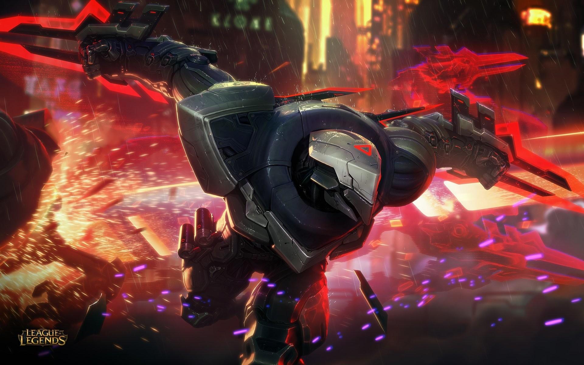 League Of Legends Zed · HD Wallpaper | Background ID:627082
