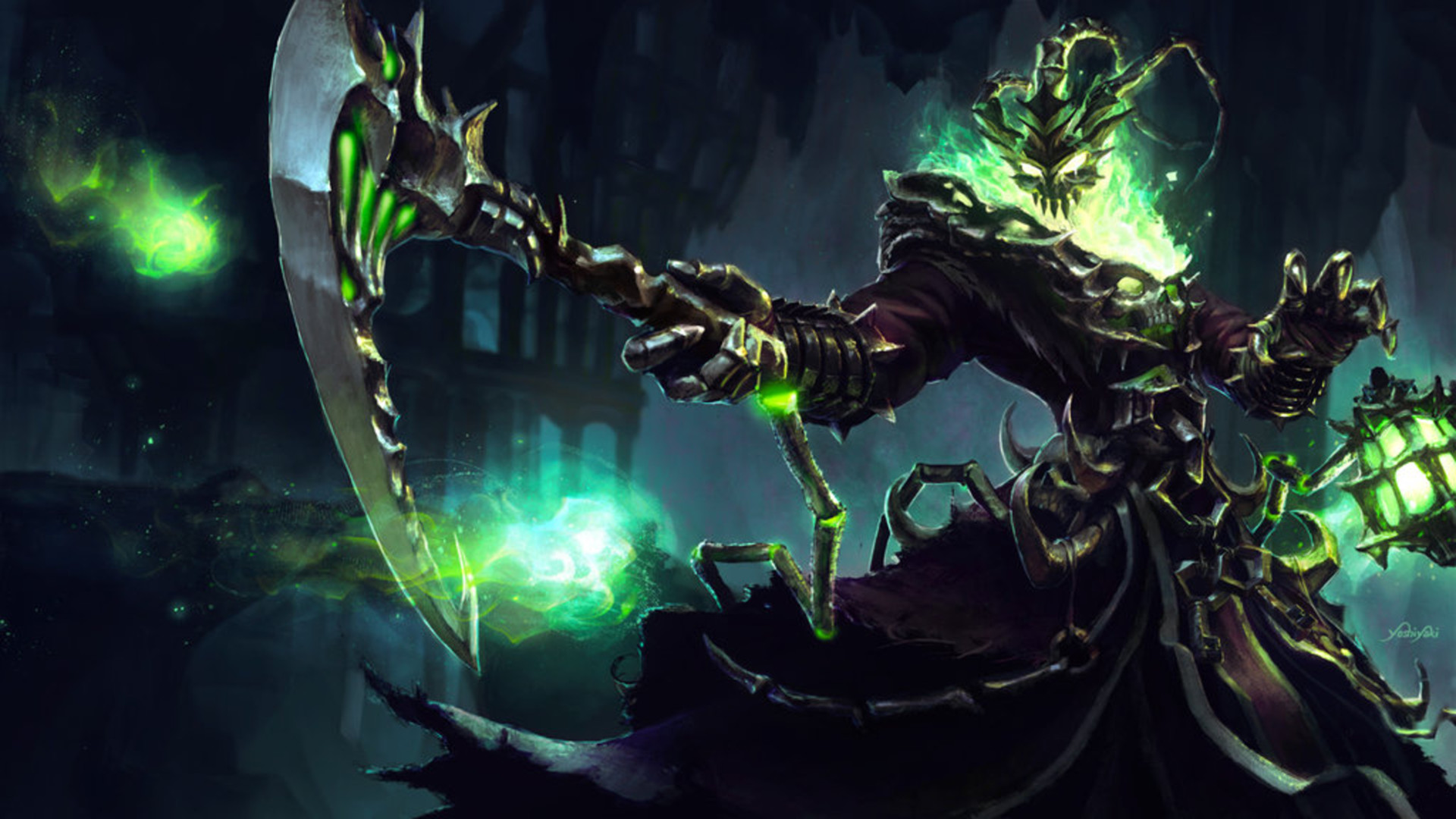HD Wallpaper | Background ID:590234. Video Game League Of Legends