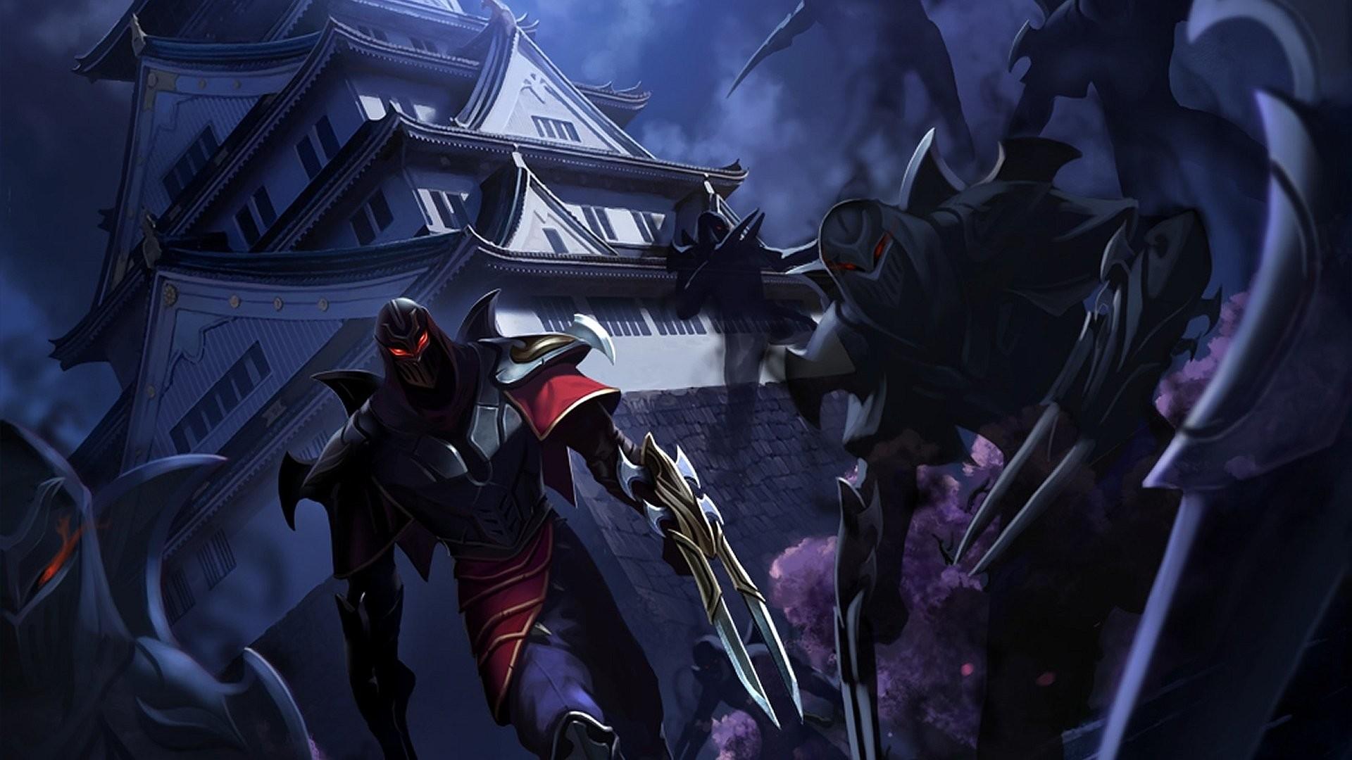 League Of Legends Udyr · Papel de Parede HD | Plano de Fundo ID:480052