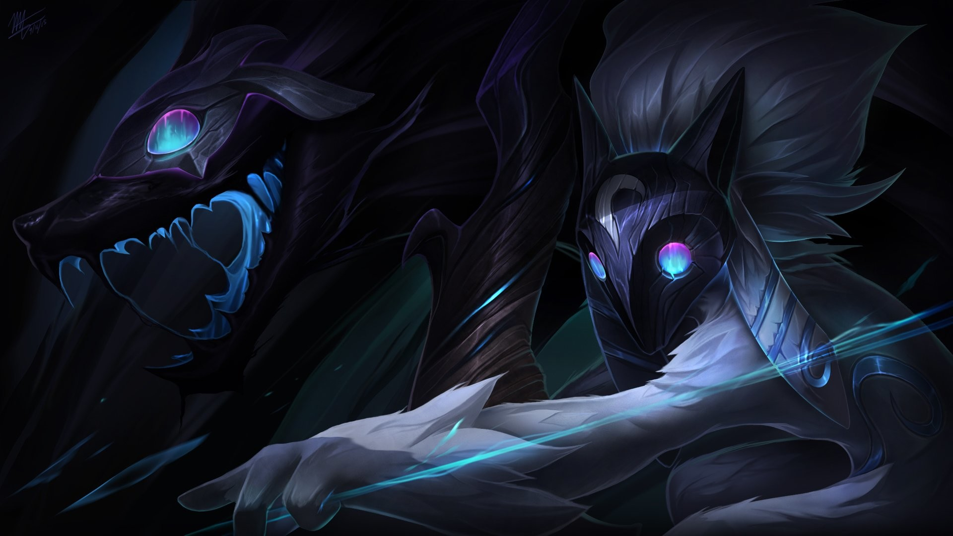 HD Wallpaper | Background ID:641848. Video Game League Of Legends