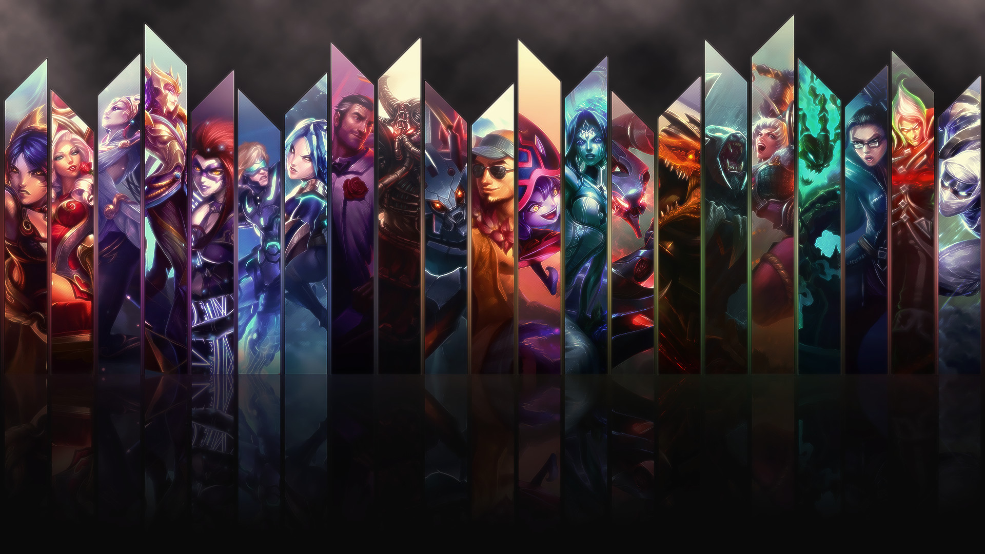 Nidalee League Of Legends Wallpapers HD | League Of Legends |  Pinterest | Wallpaper
