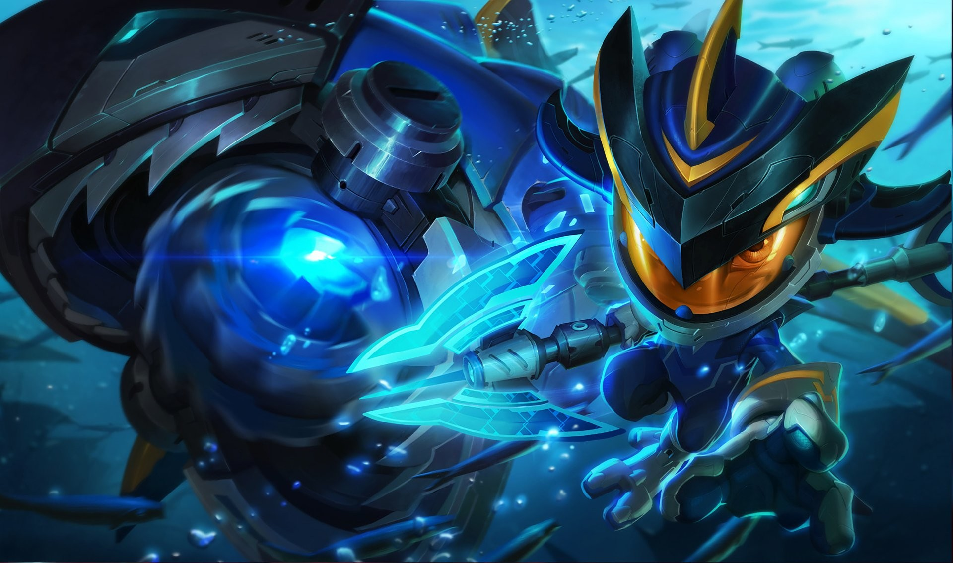 HD Wallpaper | Background ID:698163. Video Game League Of Legends