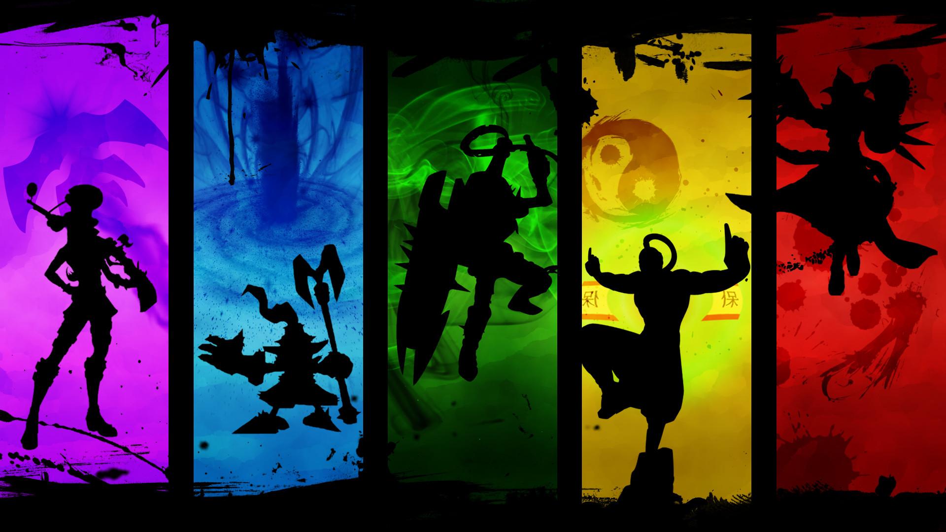 League of Legends Wallpaper Full HD free Download