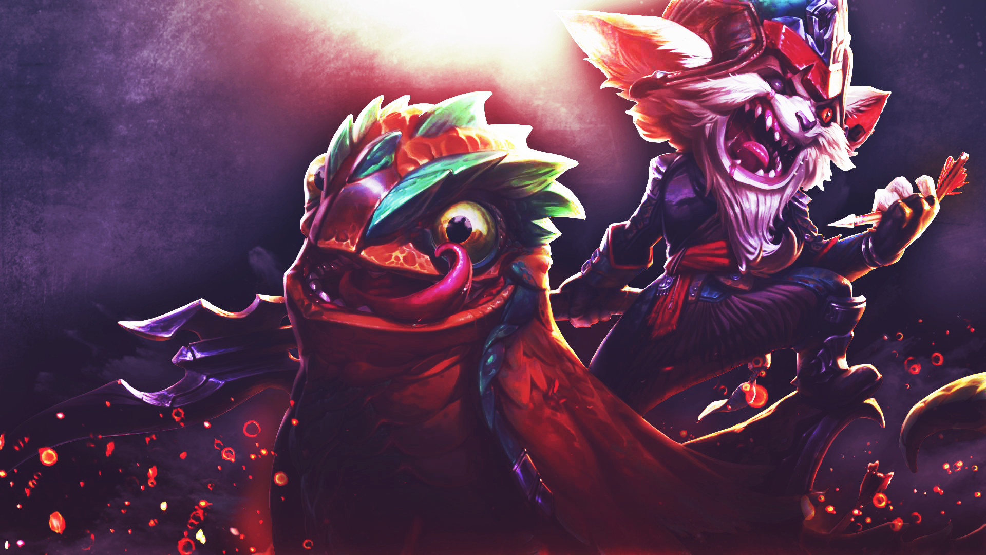 Video Game – League Of Legends Kled (League Of Legends) Wallpaper