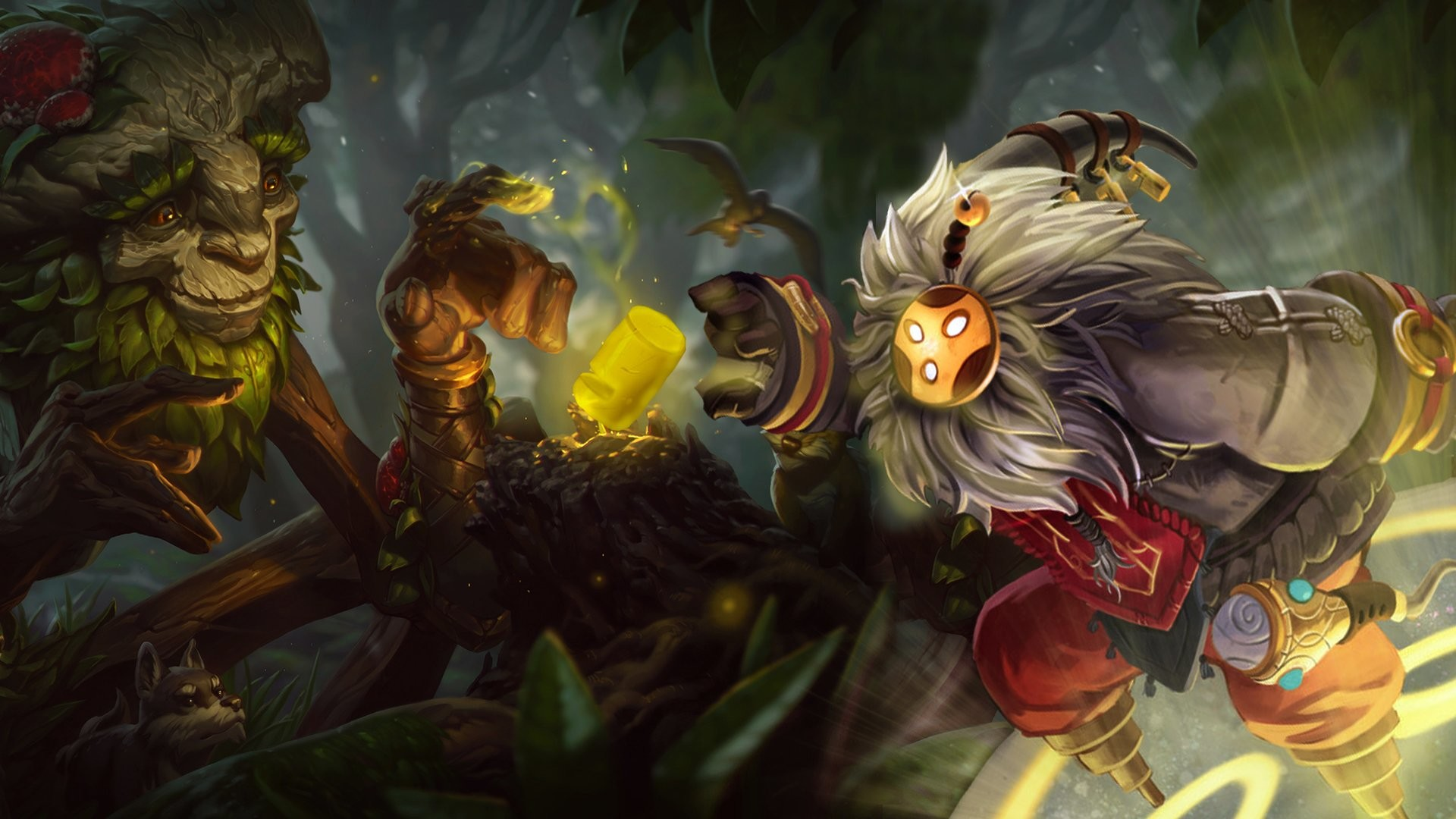 HD Wallpaper | Background ID:748370. Video Game League Of Legends