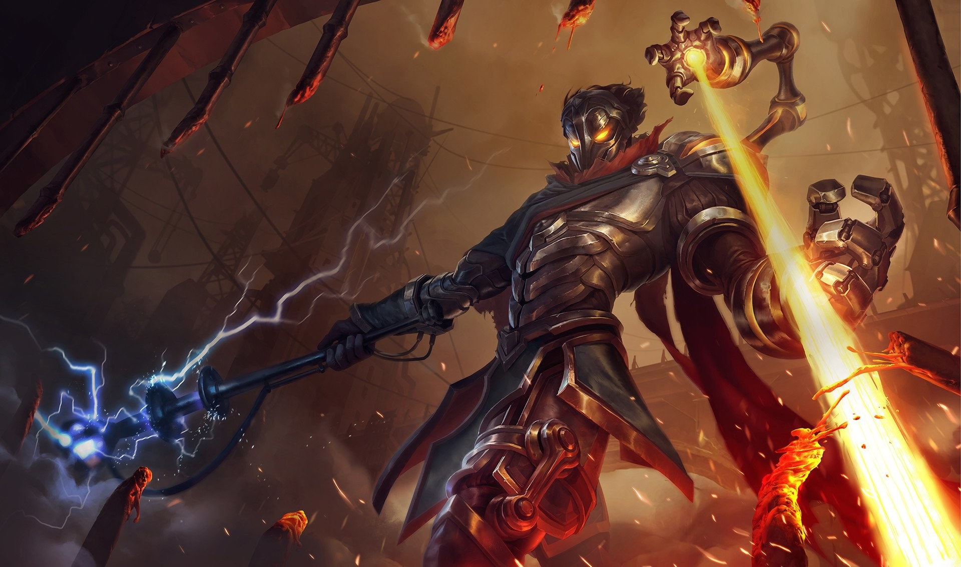 HD Wallpaper | Background ID:542245. Video Game League Of Legends