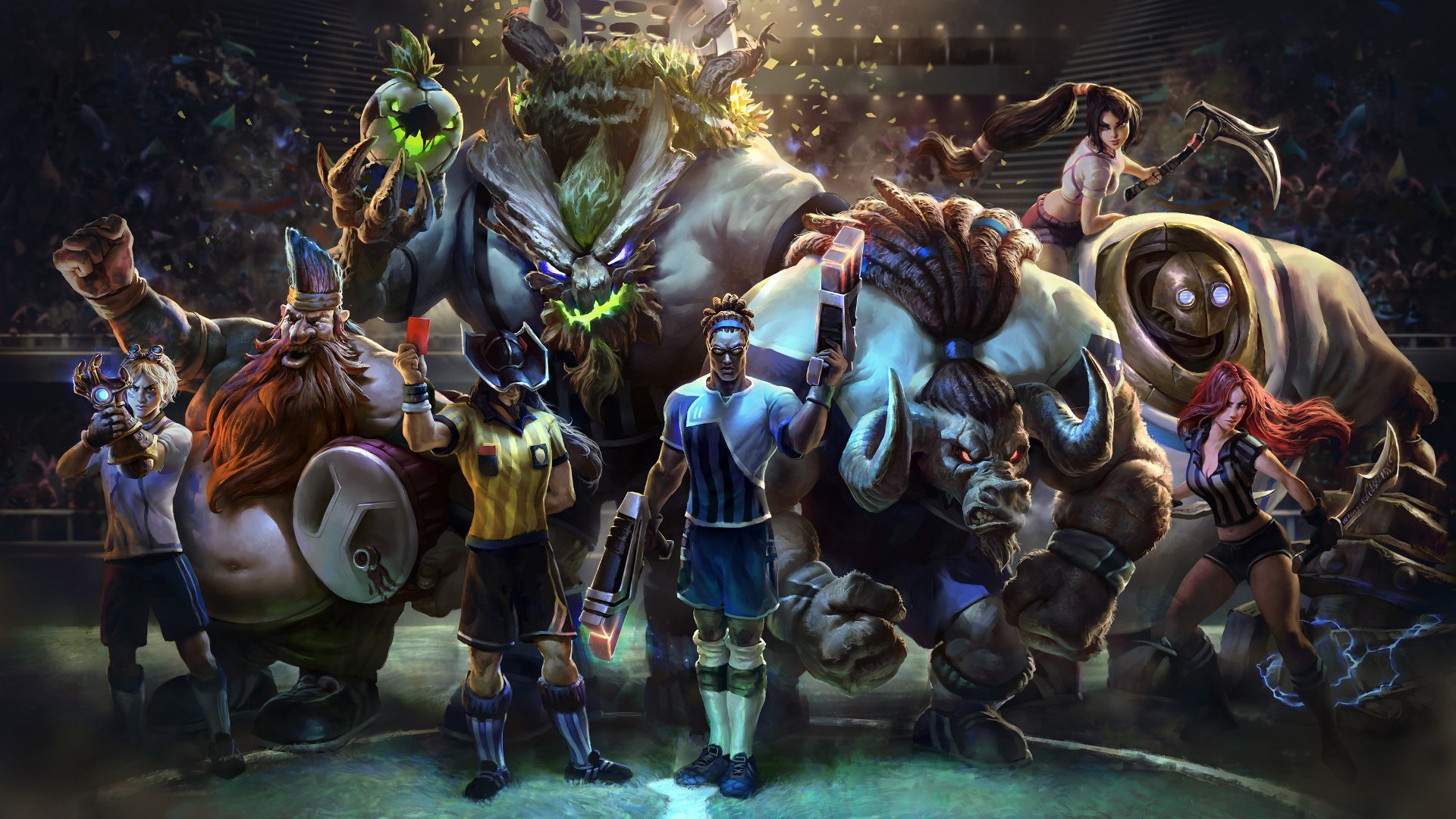 15 Gragas (League Of Legends) HD Wallpapers | Backgrounds – Wallpaper Abyss