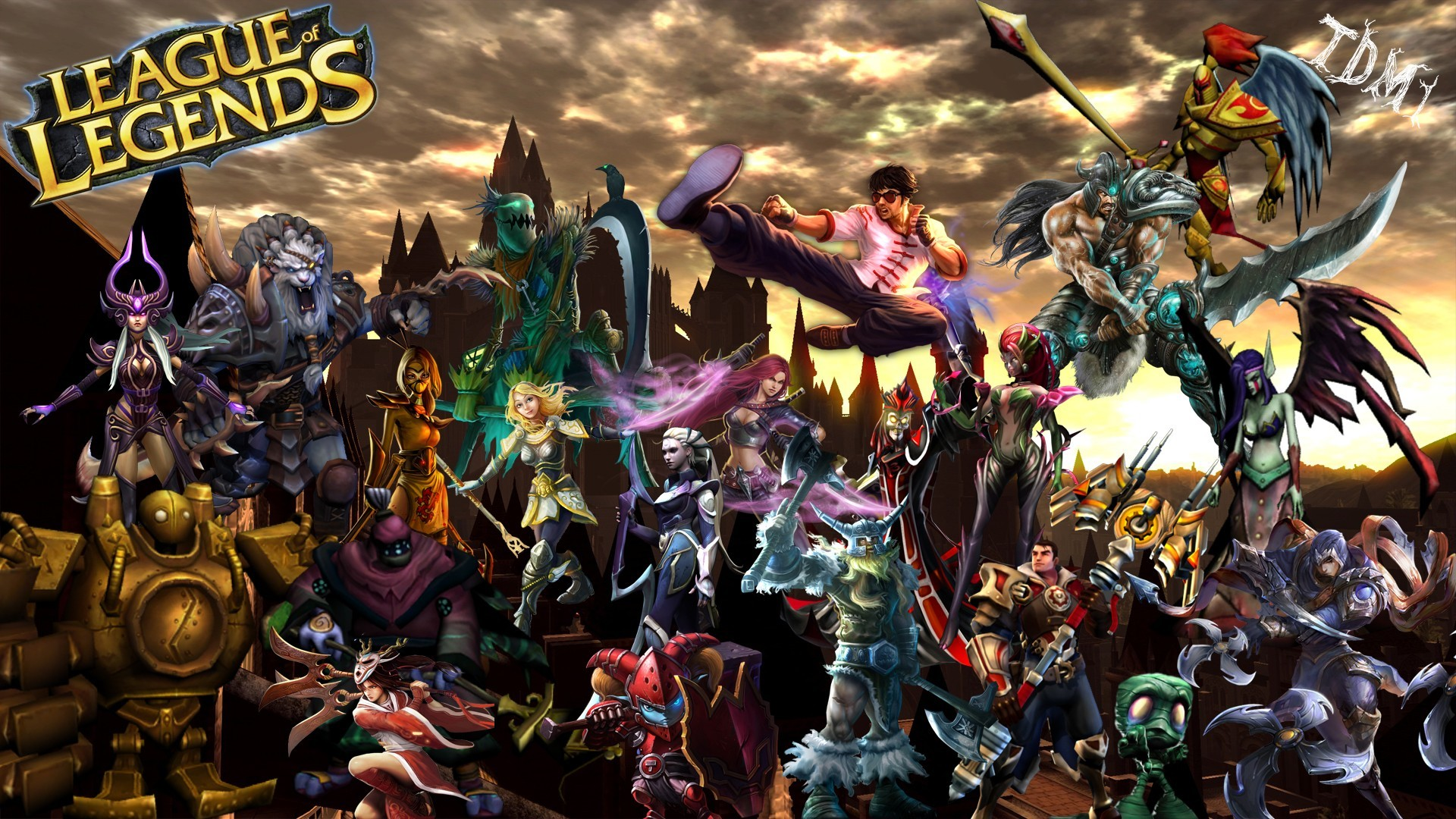 Ultra HD K League Of Legends Wallpapers HD Desktop Backgrounds