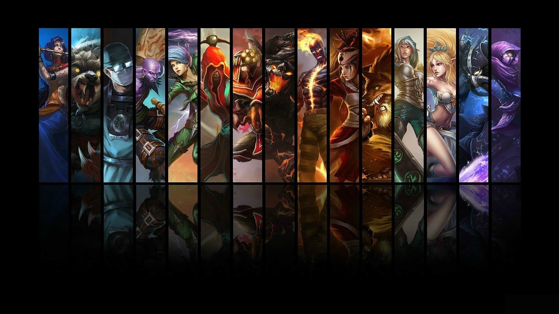 HD Wallpaper | Background ID:402087. Video Game League Of Legends