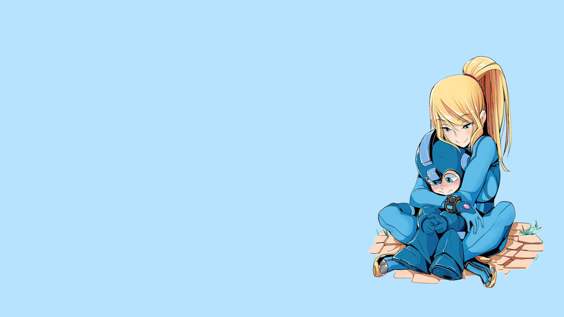 hd backgrounds megaman wallpapers