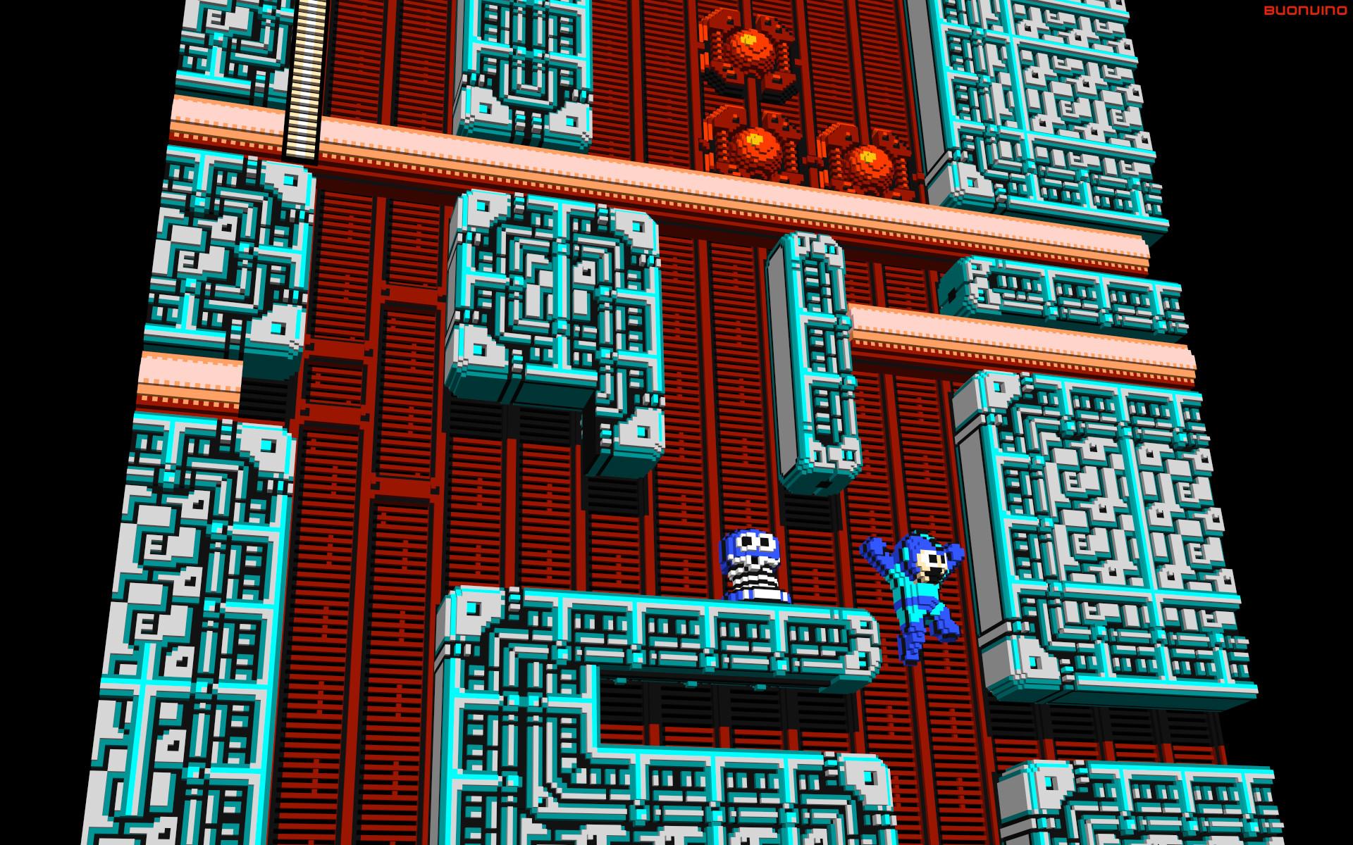 … Mega Man by NES–still-the-best