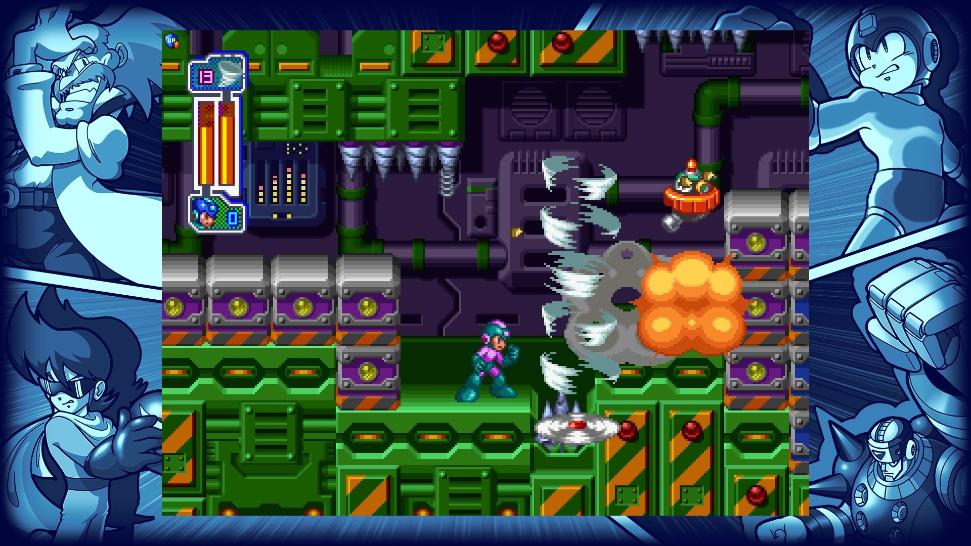 In conclusion, if you're looking to grab the later Mega Man titles in one  easy package with some bonus frills here and there such as the really nice  …