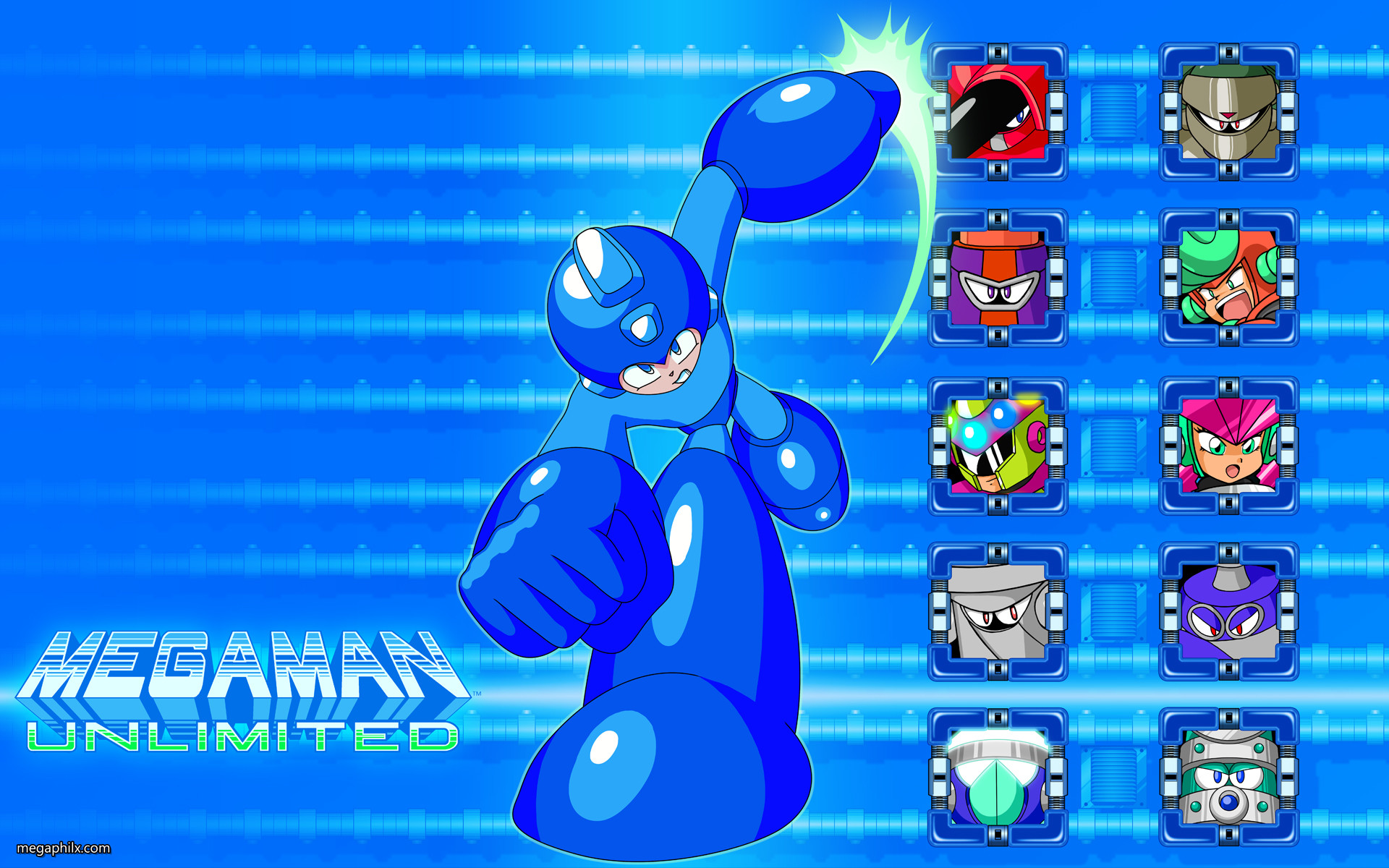 Mega Man Unlimited is Now 2 Years Old! July 14, …
