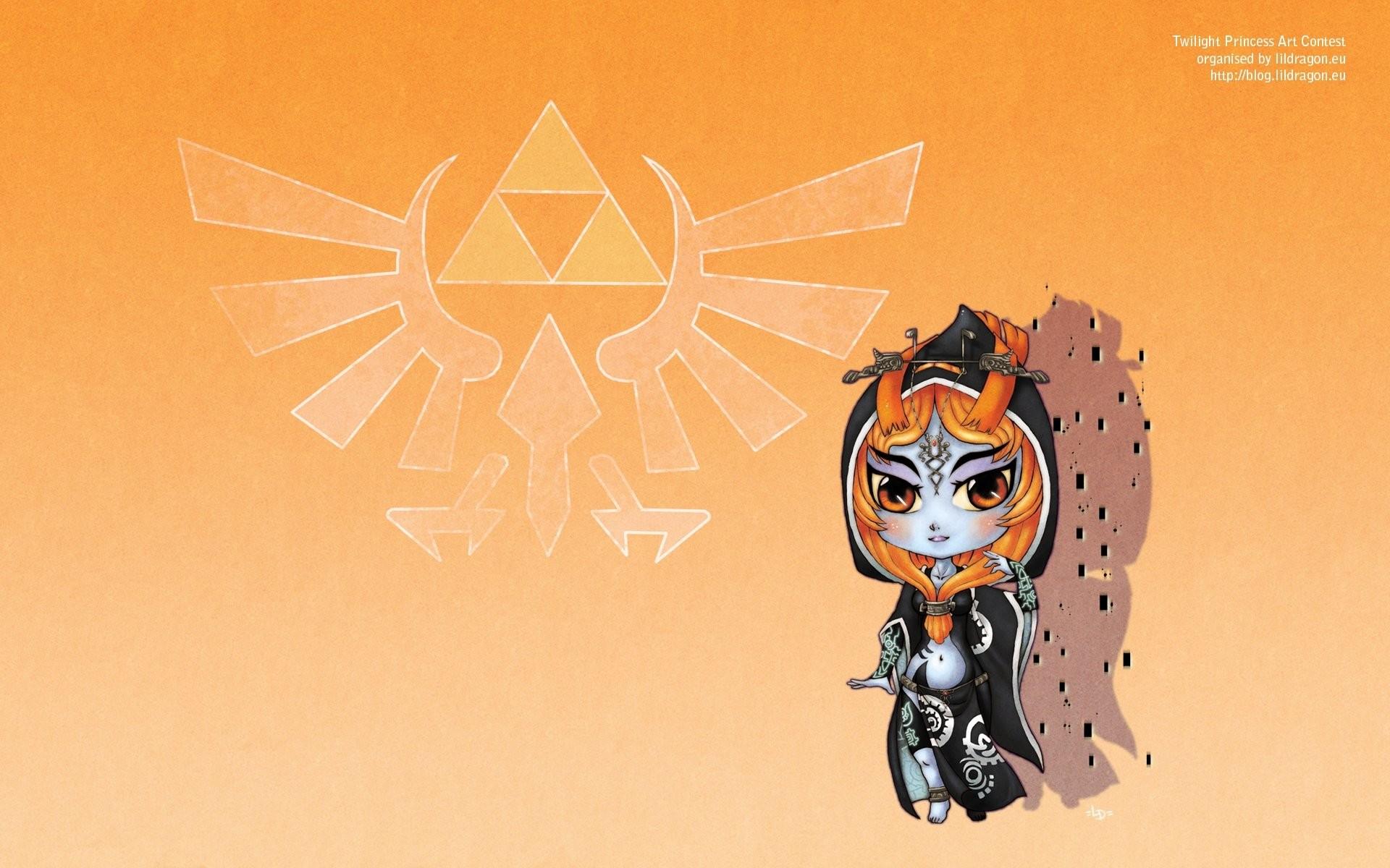 Legend Of Zelda Twilight Princess Midna …