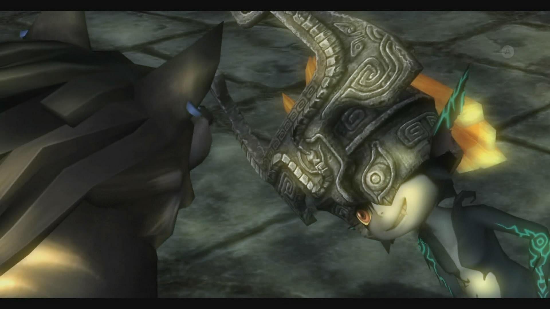 Zagrajmy w The Legend of Zelda: Twilight Princess HD – 02, Midna