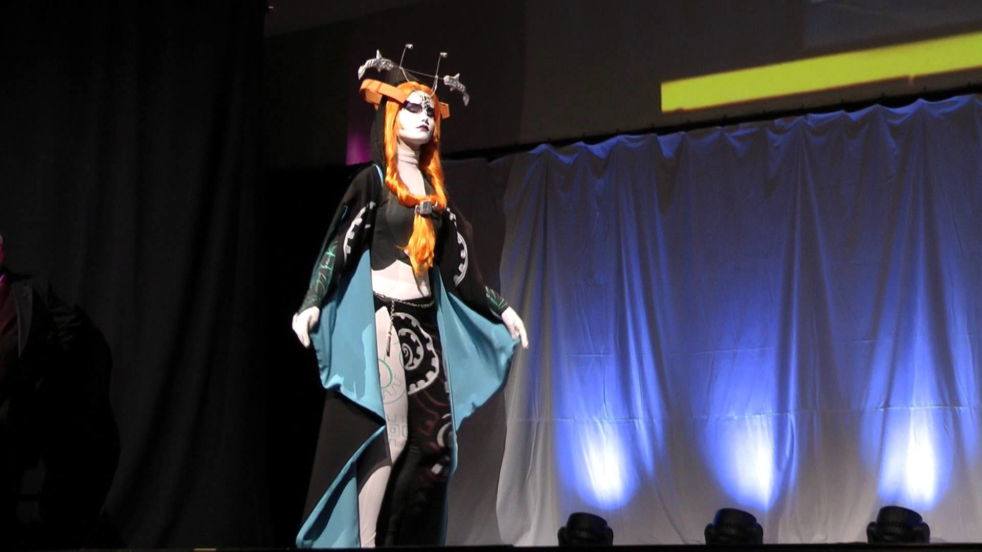 Wondercon 2013 Masquerade – Midna from The Legend of Zelda: Twilight  Princess – YouTube