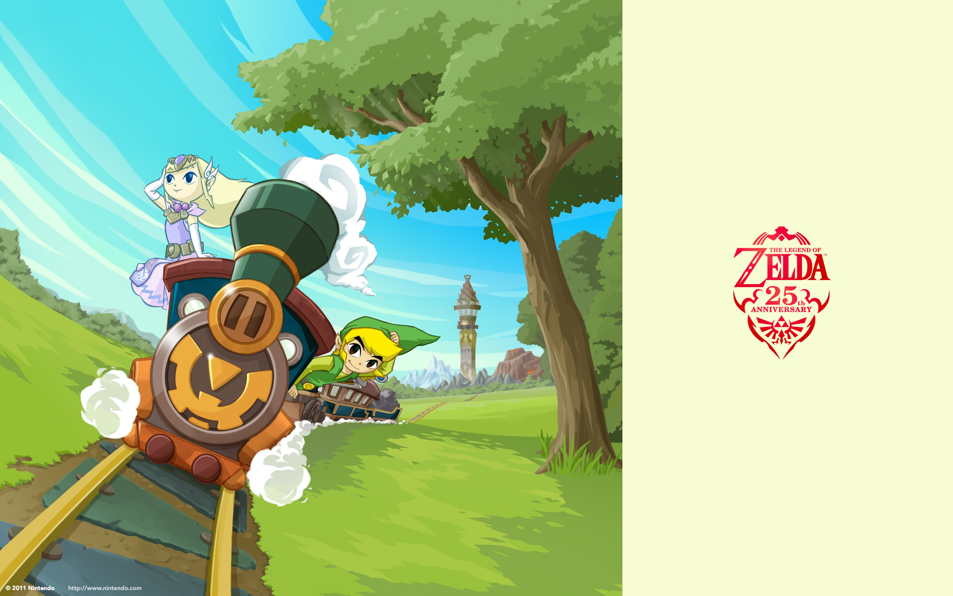 The Legend of Zelda Characters images 25th anniversary wallpapers HD  wallpaper and background photos