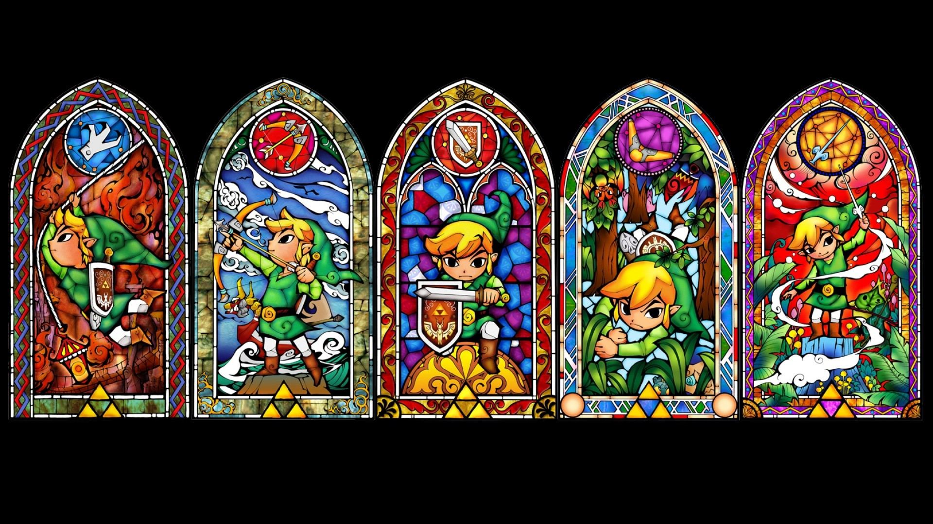 Legend Of Zelda Wallpapers Background …