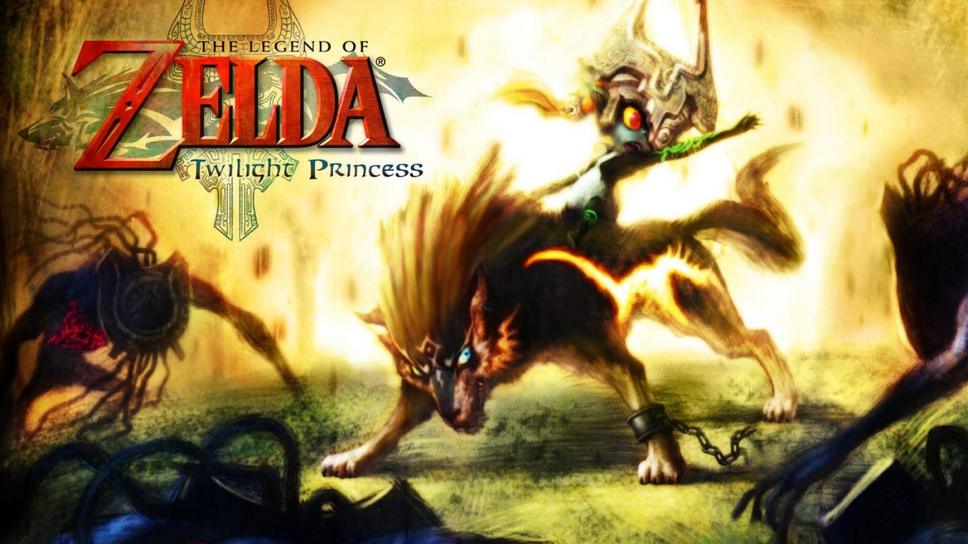 The Legend Of Zelda Twilight Princess Wallpaper Download Free.