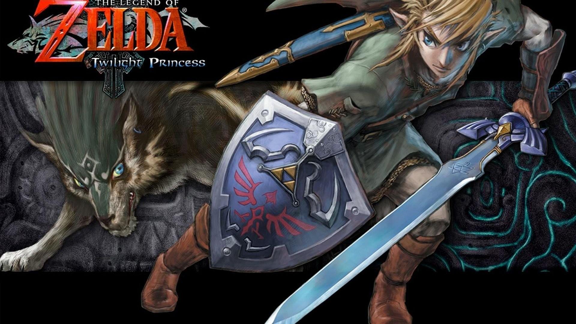 Wolf Link Twilight Princess; legend of zelda …