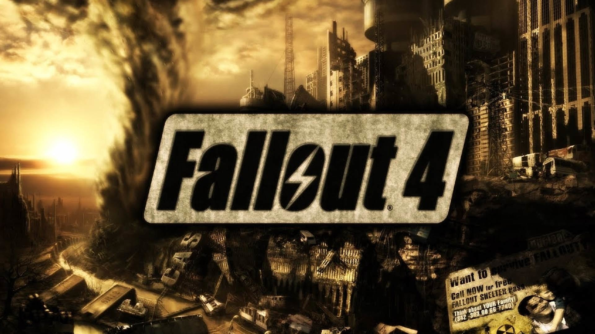 Fallout 4 Wallpaper – wallpaper.