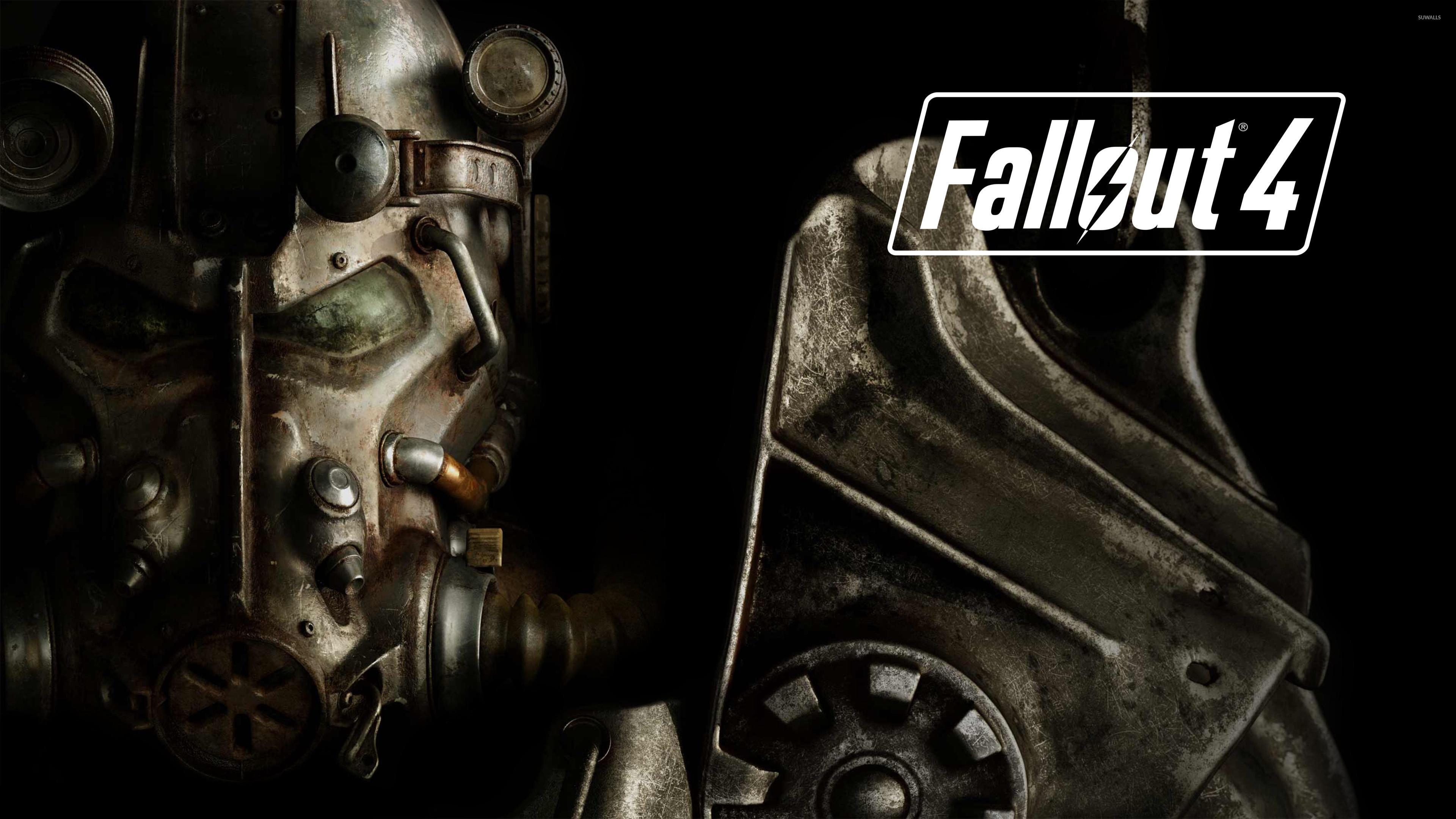 Fallout 4 armor wallpaper jpg