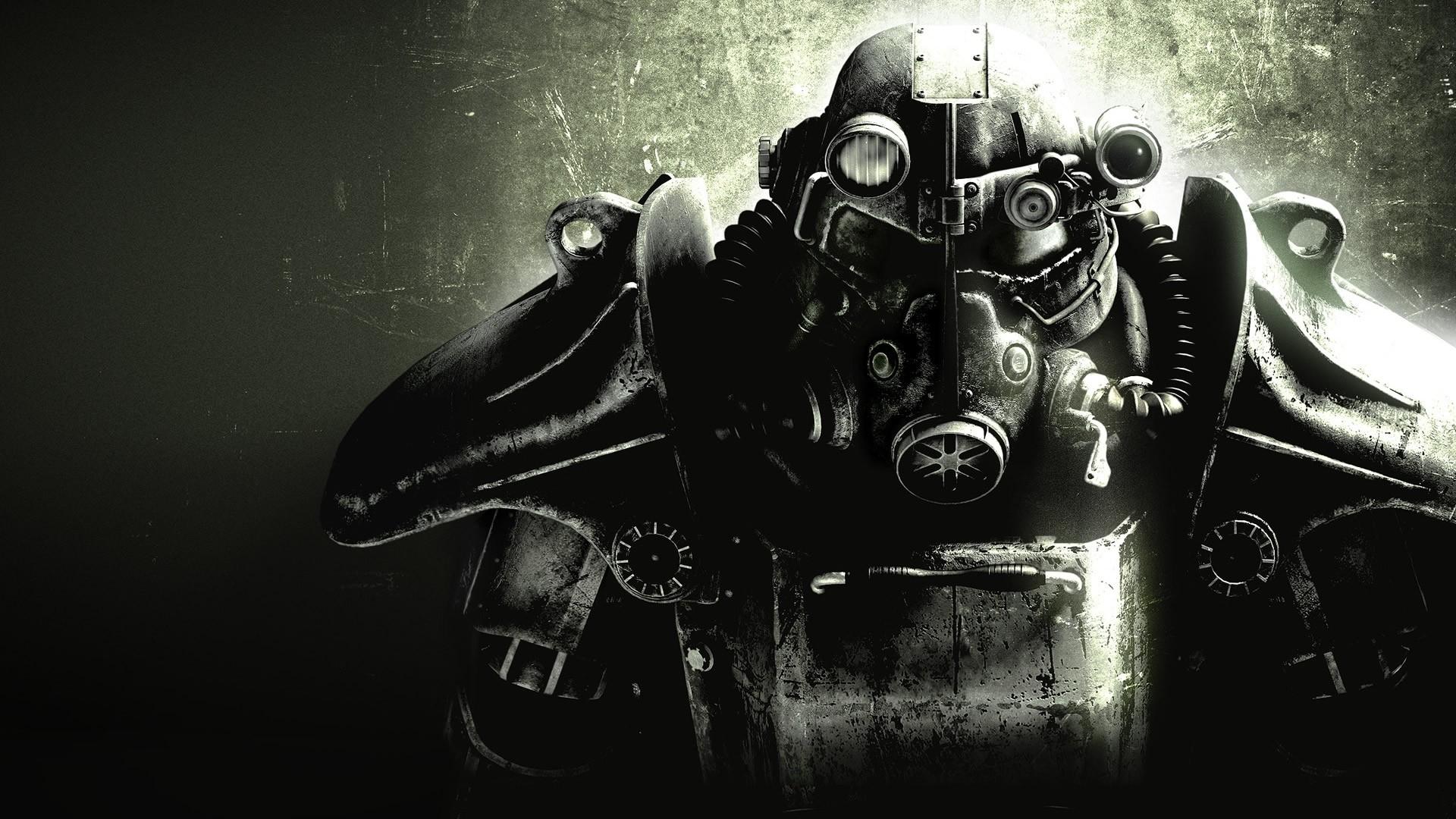 fallout 3, enclave, armor