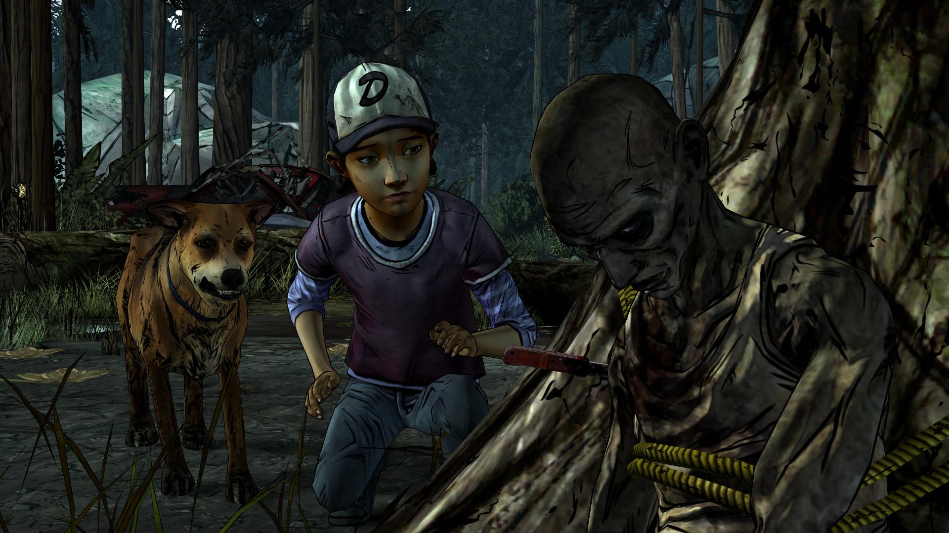 Video Game – The Walking Dead: Season 2 Wallpaper