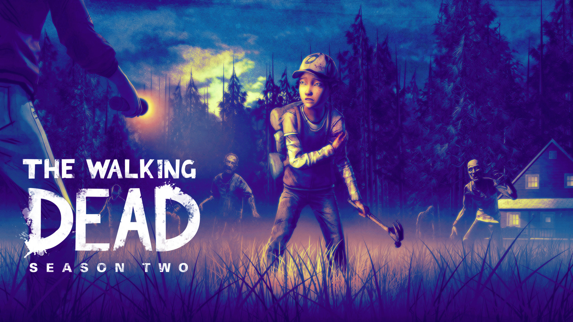 … The Walking Dead Game S2 Wallpaper – Clementine by pikkupenguin