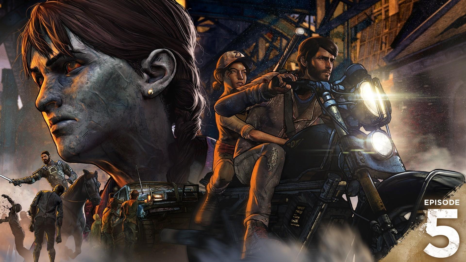 Telltale's The Walking Dead: A New Frontier Season Finale Release Date  Announced – The Walking Dead: A Telltale Game Series — Season Three Pc