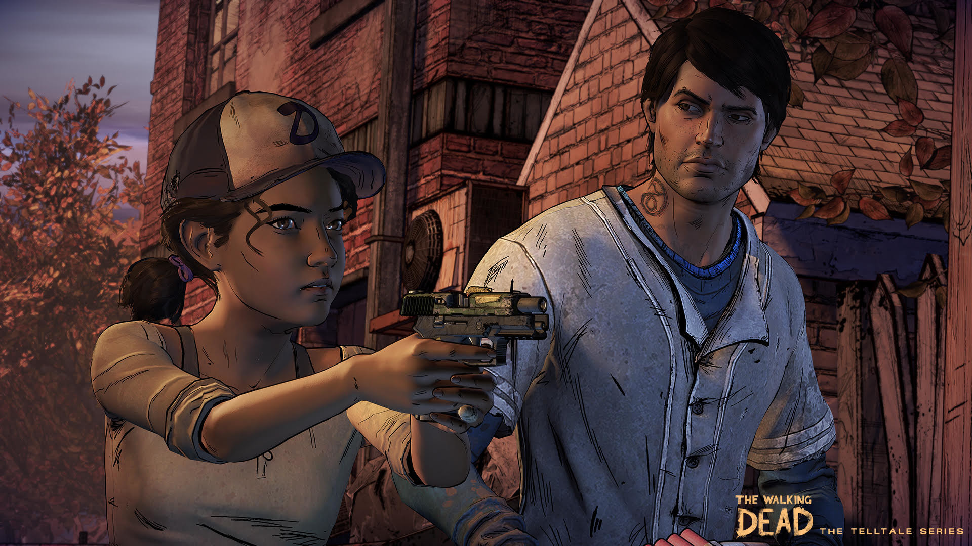 TWD: A New Frontier won't be on PS3 and Xbox 360. Xbox 360The Walking Dead
