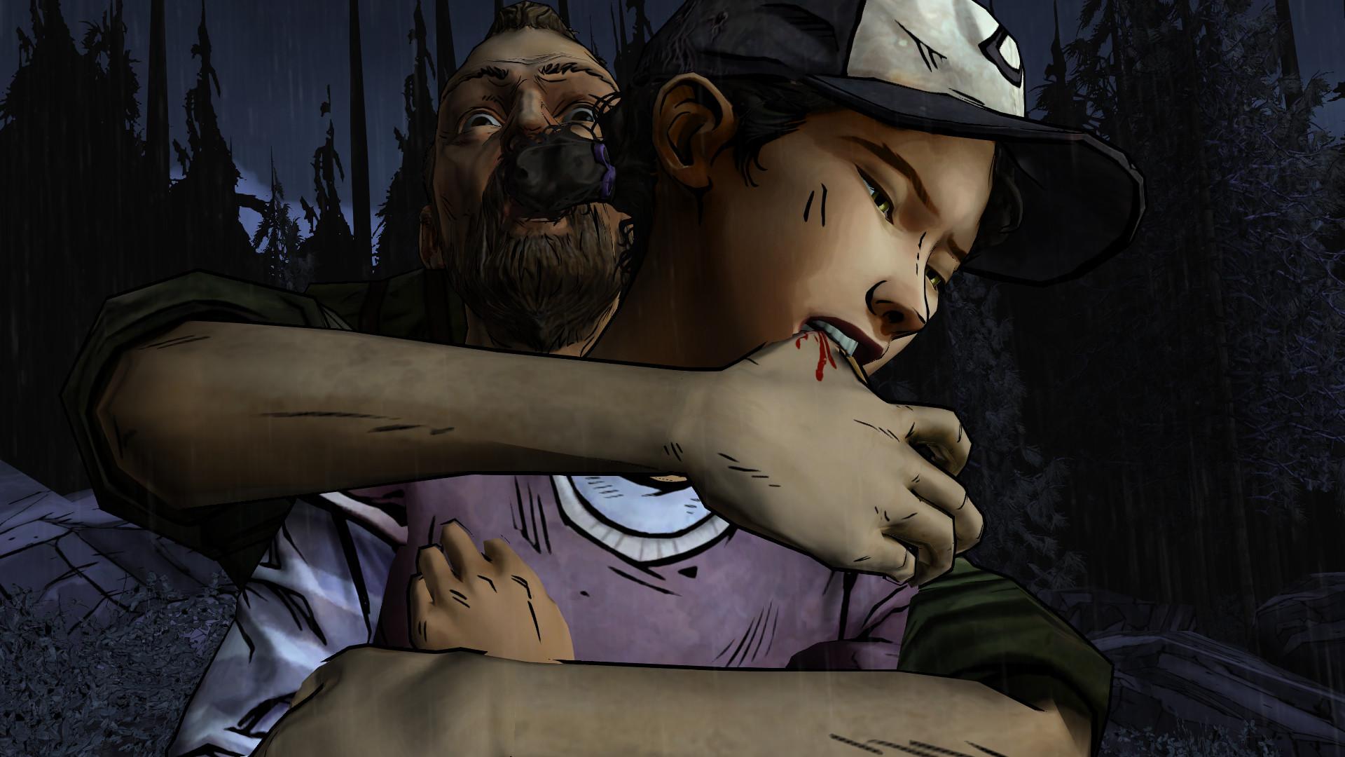 Video Game – The Walking Dead: Season 2 Bakgrund
