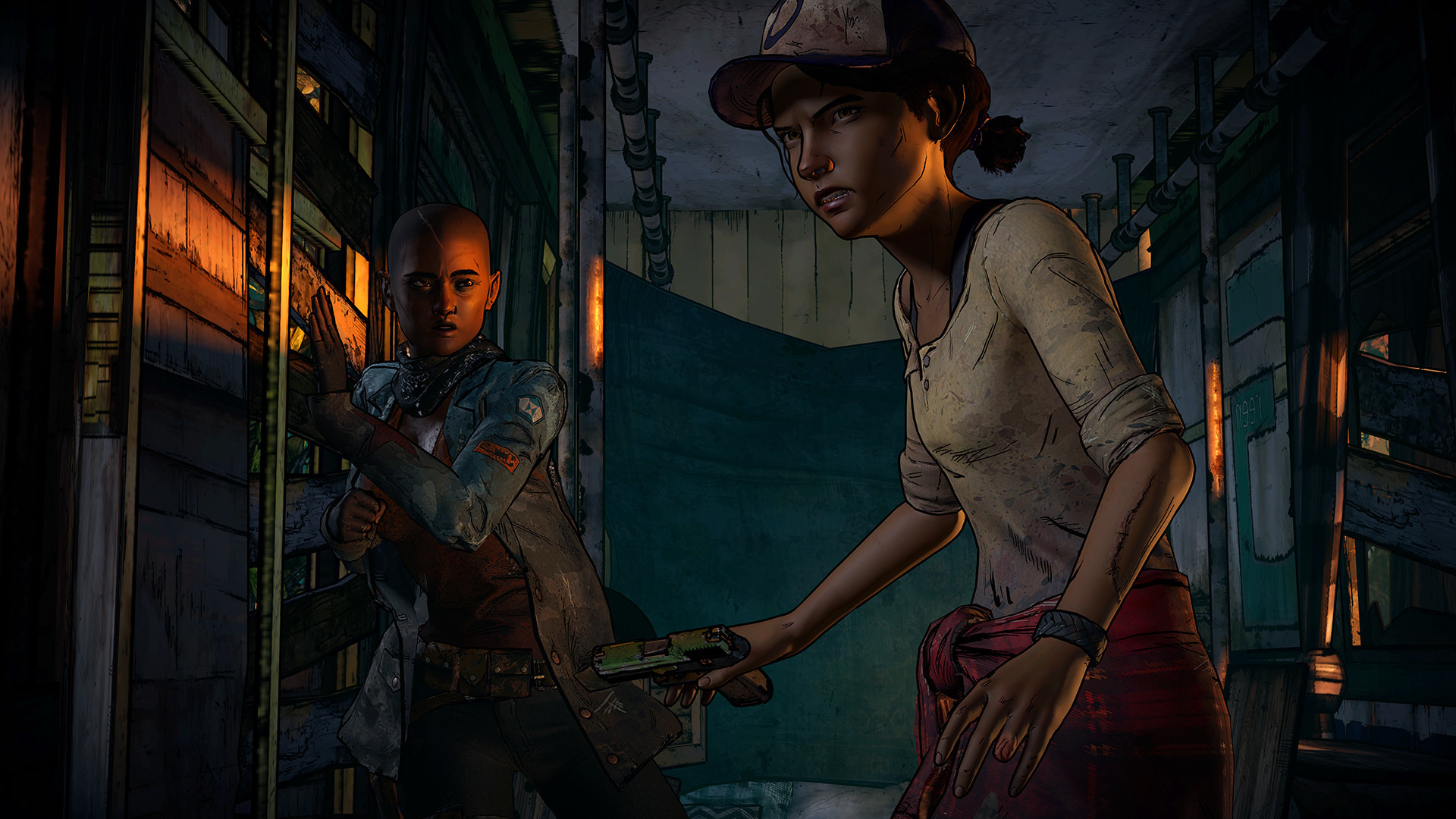 Video Game – The Walking Dead: A New Frontier Clementine (The Walking Dead)