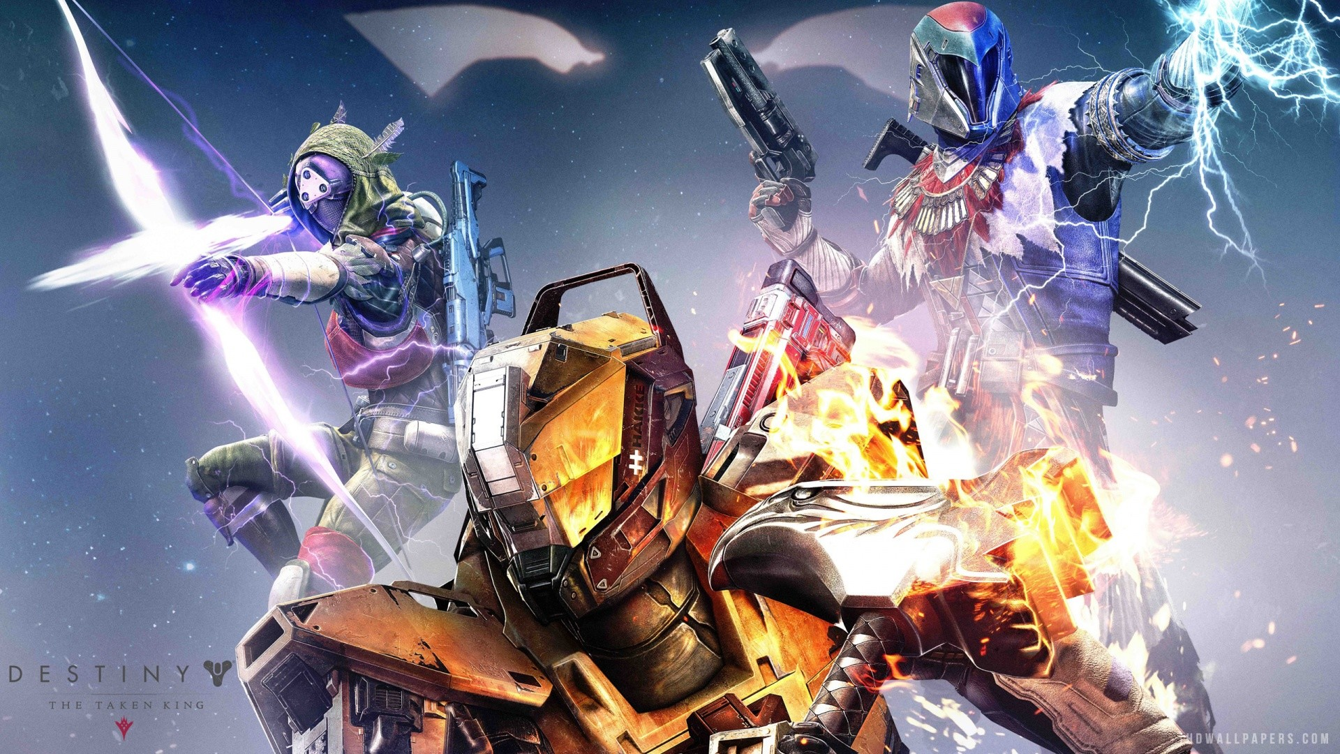 Destiny The Taken King Expansion HD Wallpaper – iHD Wallpapers