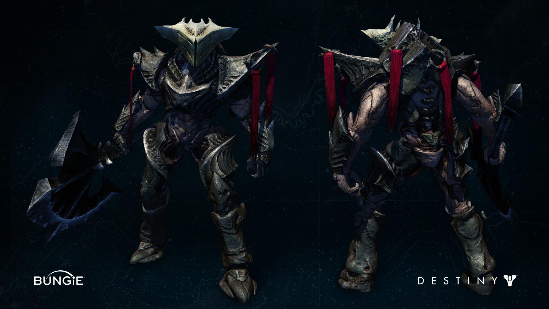 Destiny: The Taken King – Darkblade – Dreadnaught Strike Boss