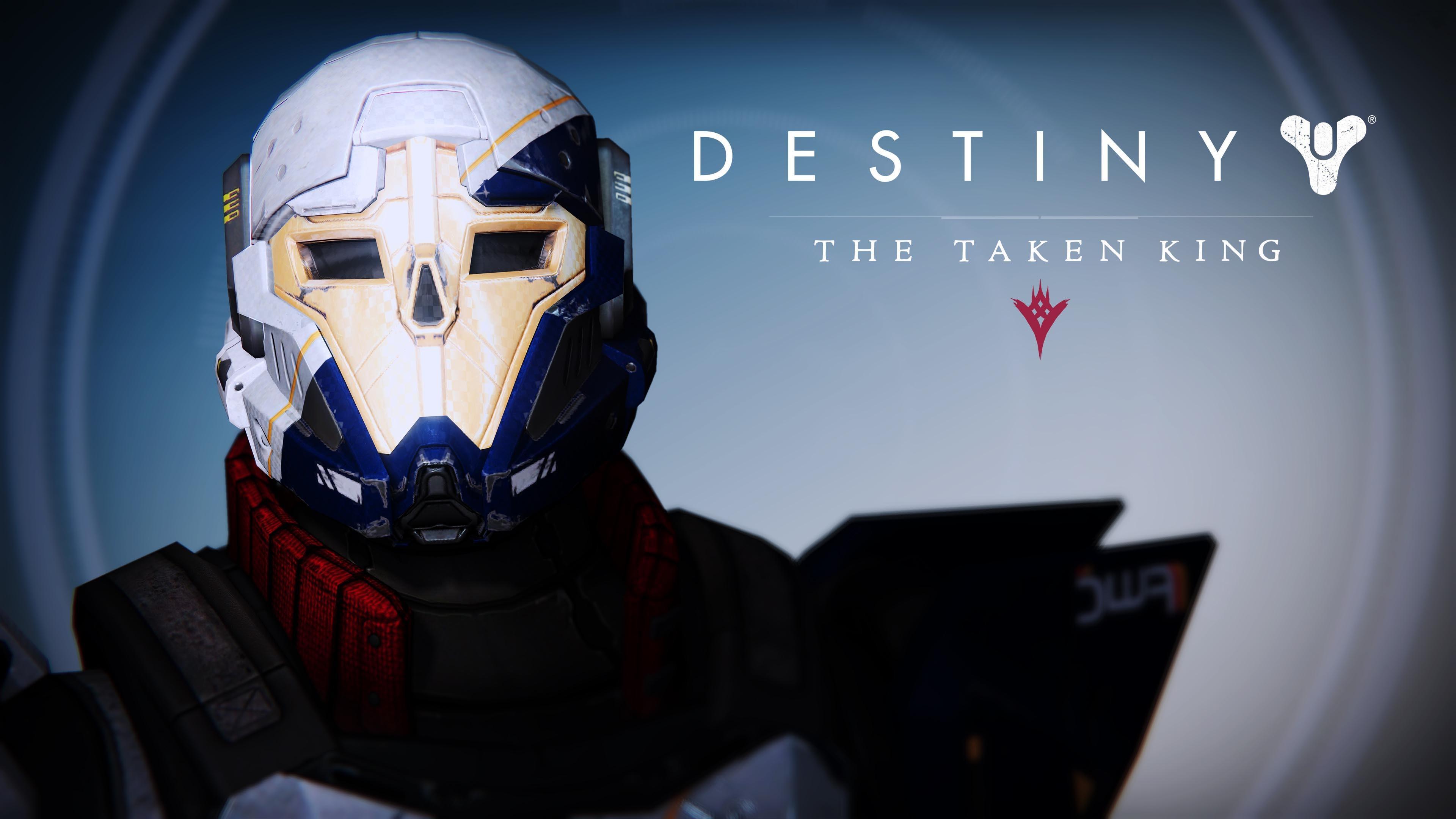 Destiny FWC Titan Male Helmet – Destiny The Taken King wallpaper