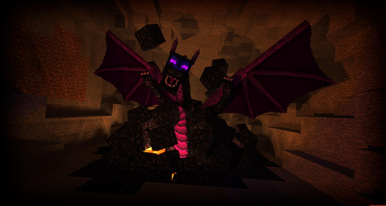 Minecraft Survival Island 2 Ender Dragon Cave You