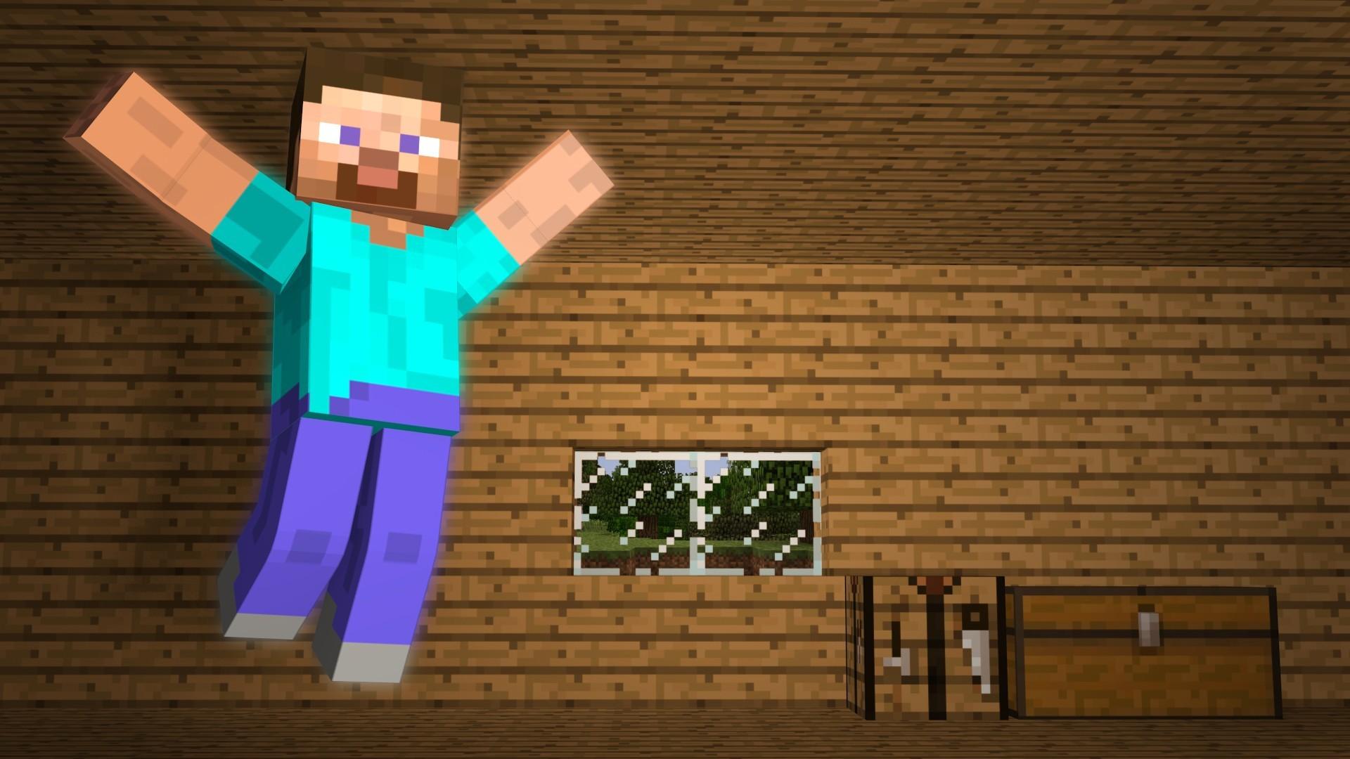 Minecraft Herobrine Wallpaper Photo