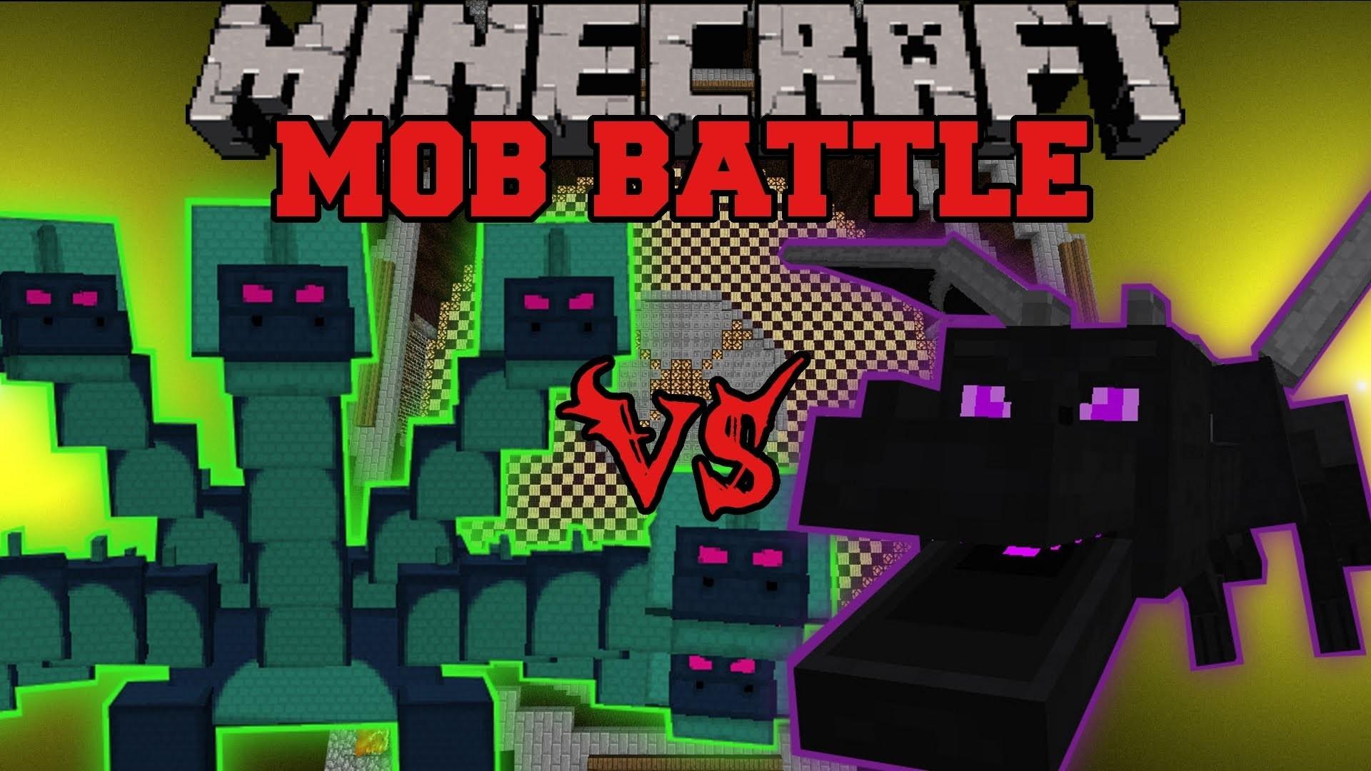ENDER DRAGON VS HYDRA – Minecraft Mob Battles – Arena Battle – Twilight  Forest Mod Battles – YouTube