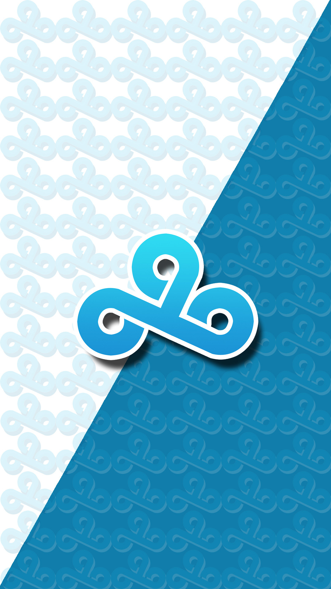 So in celebration of Cloud9 Winning i created a phone wallpaper :) tell me  what