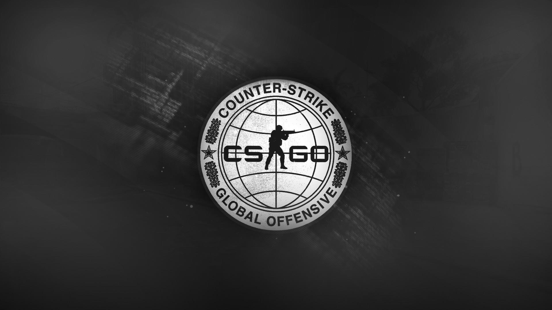 CS:GO Wallpaper Logo. #games #globaloffensive #CSGO #counterstrike #hltv