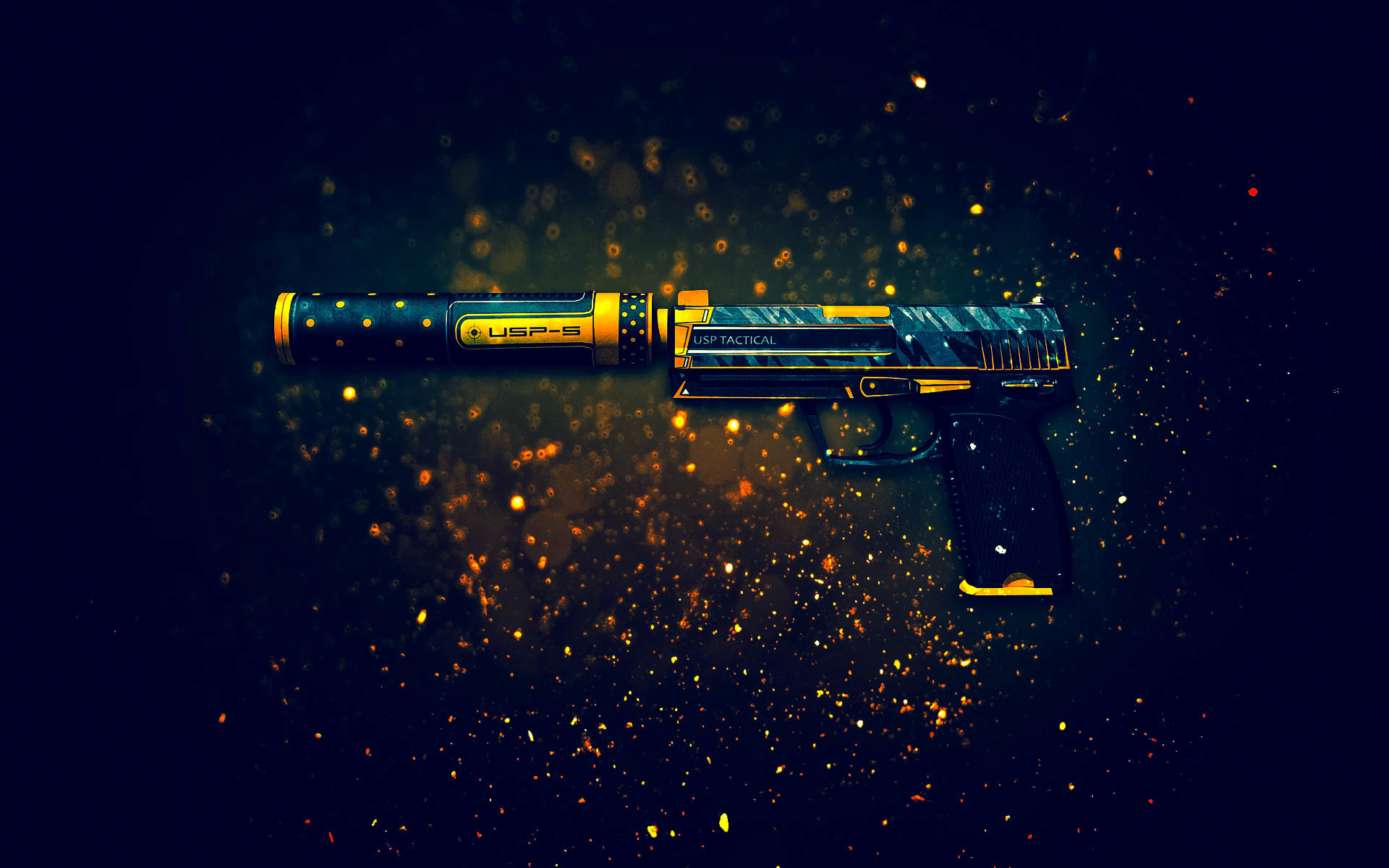 CS:GO Weapon Skin Wallpapers on Behance   My CSGO collection   Pinterest    Weapons and Wallpaper