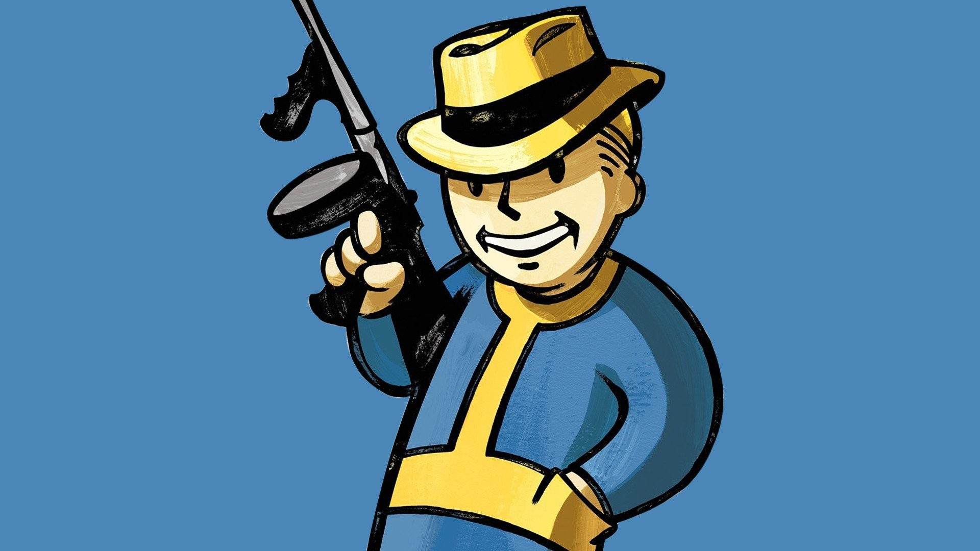 pip boy role playing game wallpaper     240582   WallpaperUP .