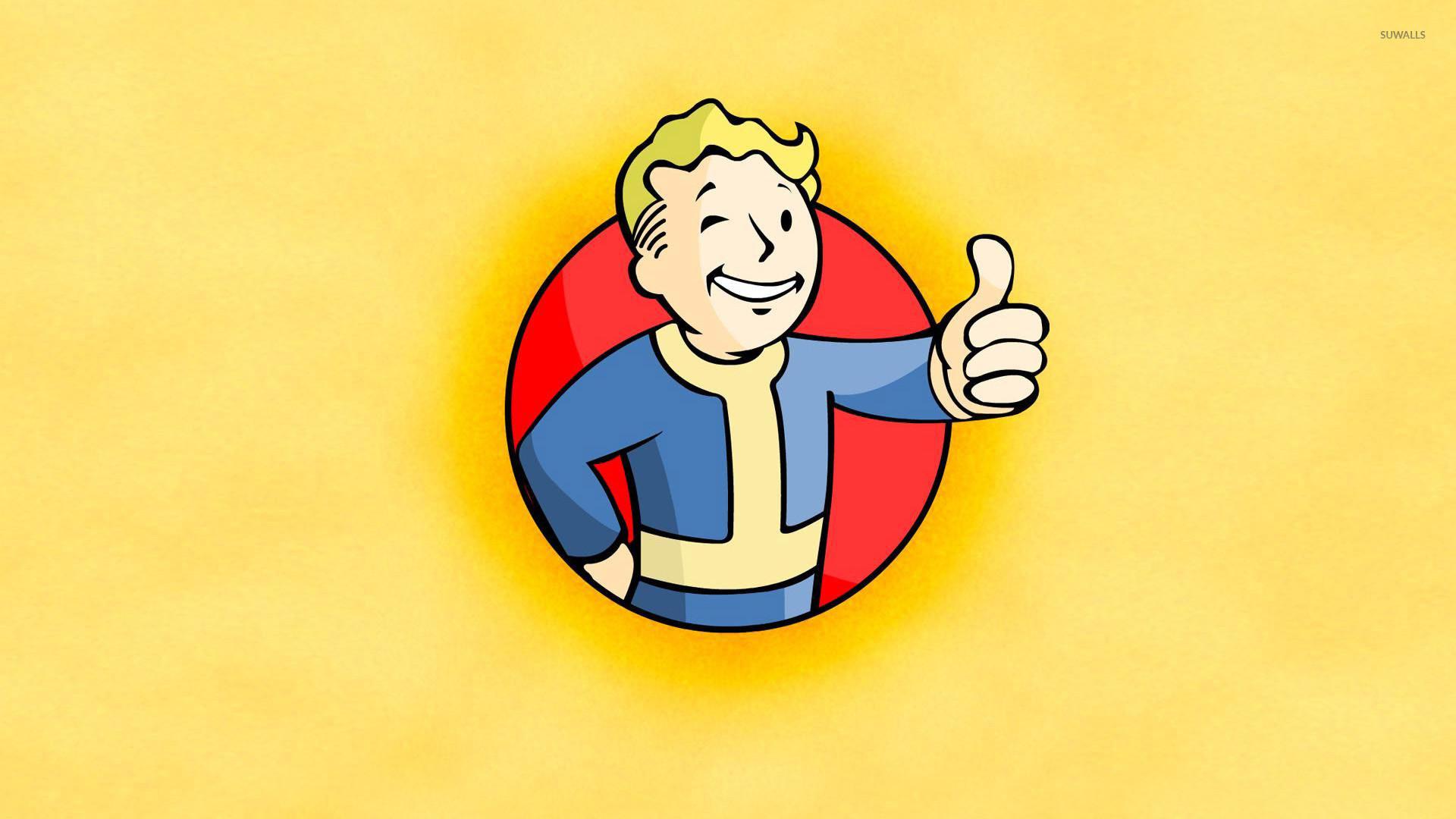 Vault Boy – Fallout [4] wallpaper – Game wallpapers – #27630