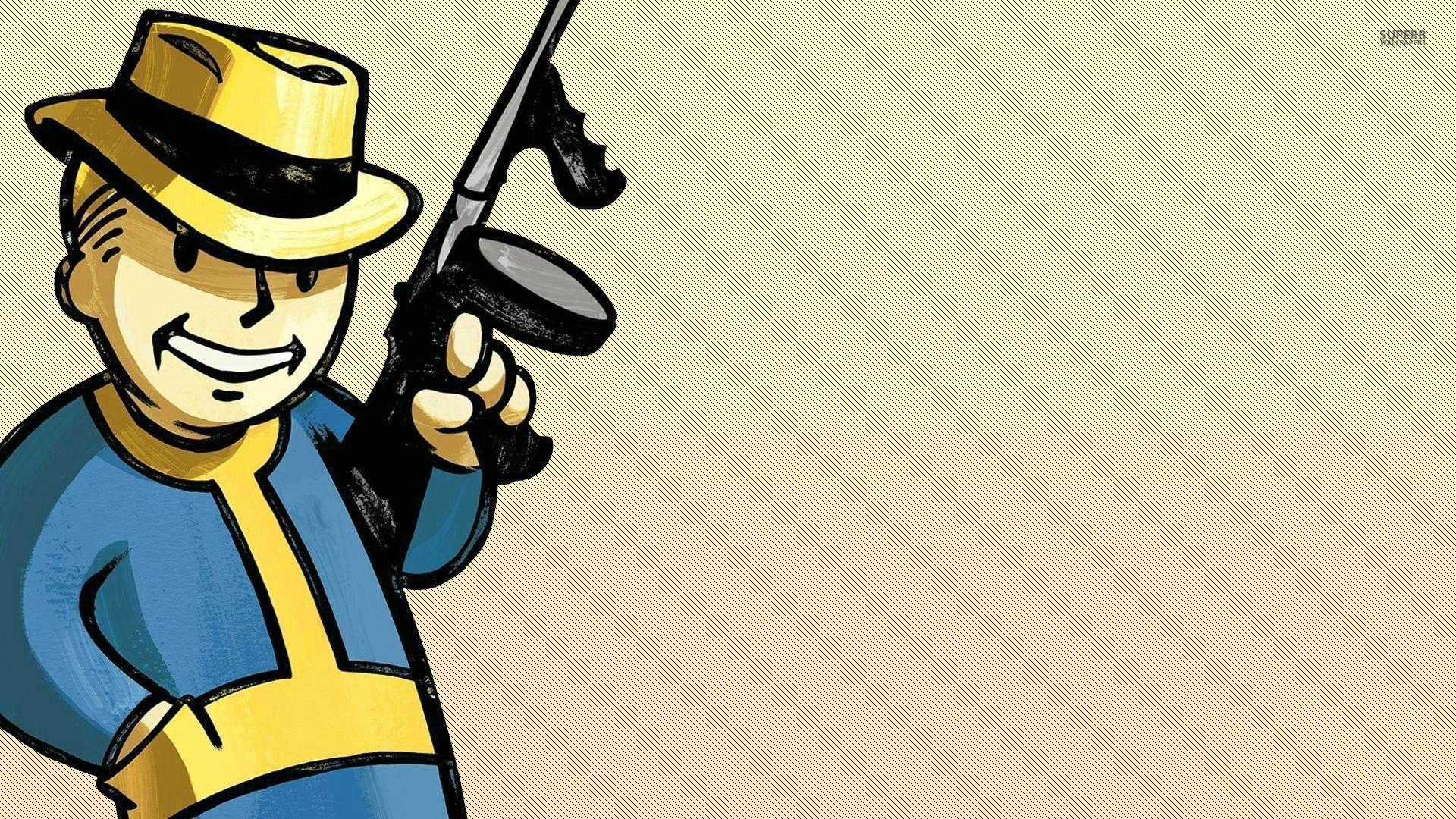 69 Fallout Vault Boy