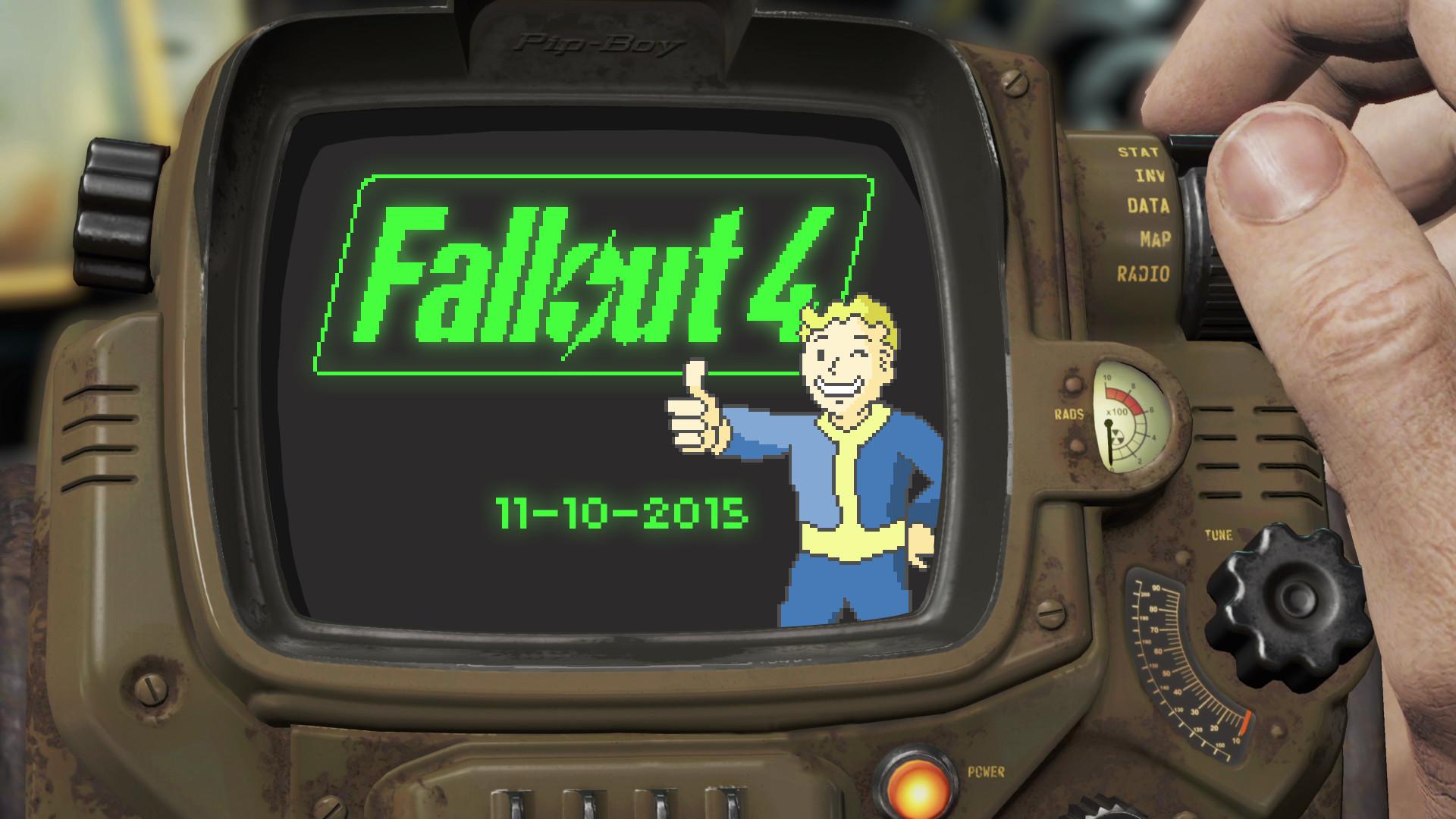 fallout 4 wallpaper. Drew vault boy myself.