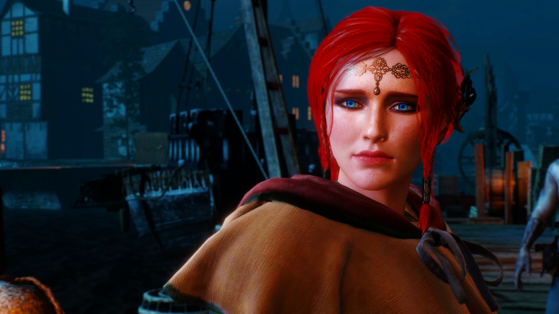 Triss Merigold, The Witcher 3: Wild Hunt, The Witcher Wallpapers HD /  Desktop and Mobile Backgrounds